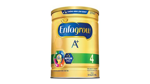 Sữa ENFAGROW A+ 4 DHA+ và MFGM PRO