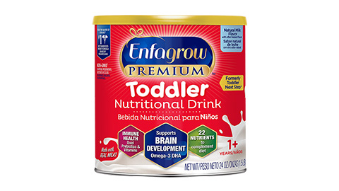 Enfagrow Premium Toddler nhập khẩu từ Mỹ (dành cho trẻ từ 1 tuổi trở lên) 680g