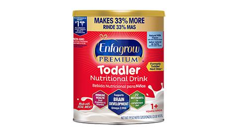 Enfagrow Premium Toddler nhập khẩu từ Mỹ (dành cho trẻ từ 1 tuổi trở lên) 907g