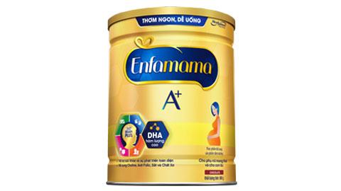 Sữa Enfamama (Sôcôla)
