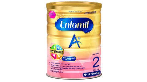Sữa Enfamil A+2