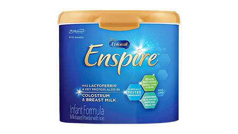 Enfamil Enspire nhập khẩu từ Mỹ (dành cho trẻ từ 0-12 tháng tuổi) 587g