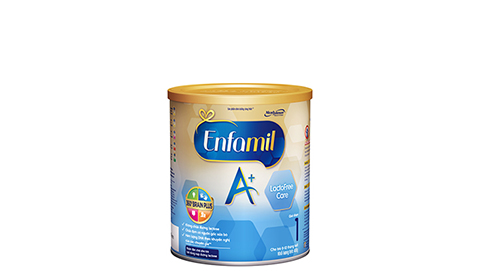 Sữa Enfamil A+ Lactofree Care Hộp thiếc 400g