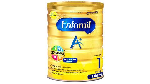 Sữa Enfamil A+1