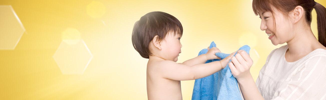Phát triển trí não tốt hơn cho bé có hệ tiêu hóa nhạy cảm