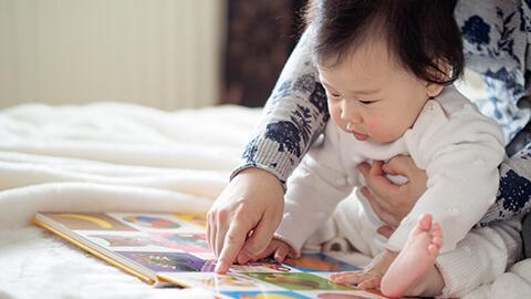 Phương pháp hỗ trợ trẻ phát triển toàn diện sớm hơn - giai đoạn 10 tháng tuổi