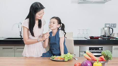 Dưỡng chất thiết yếu cho trẻ 9 tháng tuổi