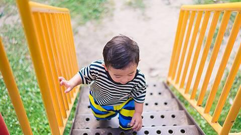 Sự phát triển não bộ của trẻ 22-24 tháng tuổi
