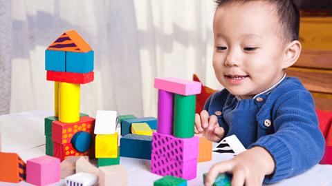 Cùng chơi với con - Những trò chơi giúp bé phát triển trí não