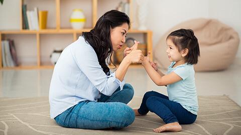 Những cột mốc phát triển của trẻ 4-5 tuổi