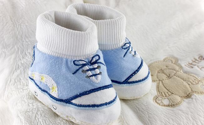 Những cột mốc phát triển của trẻ 5 tháng tuổi