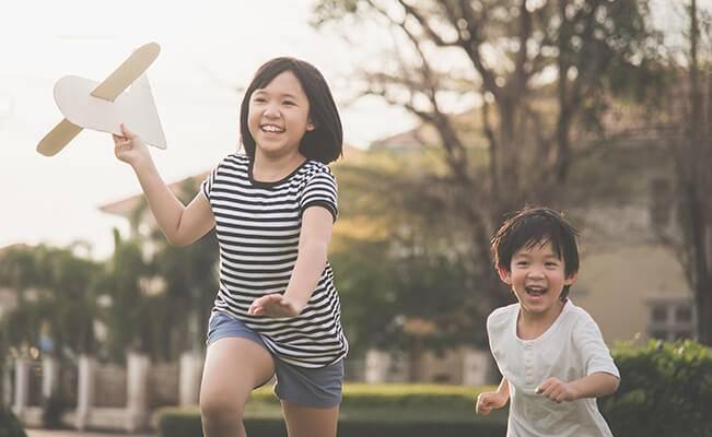 Giao tiếp xã hội của bé 4-5 tuổi