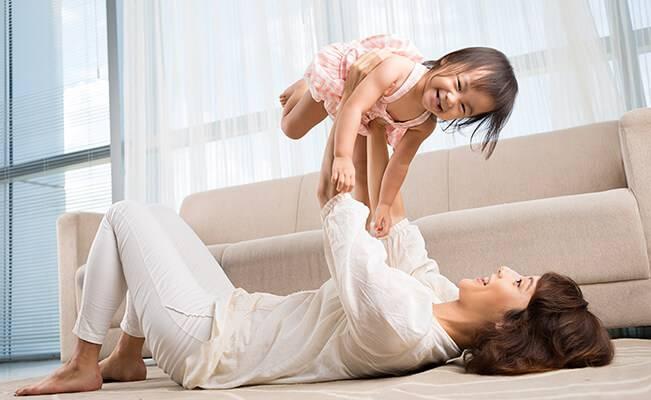 Những câu hỏi thường gặp về sự phát triển của trẻ 3-4 tuổi