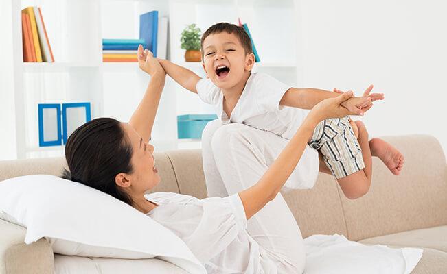 Sự phát triển não bộ của bé giai đoạn 3-4 tuổi