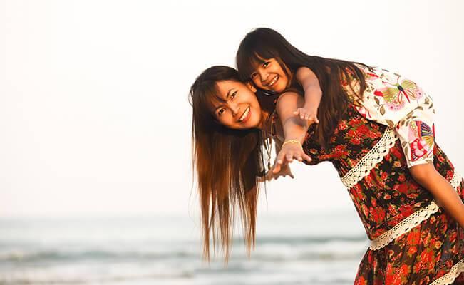 Giúp bé 3-4 tuổi phát triển chiều cao