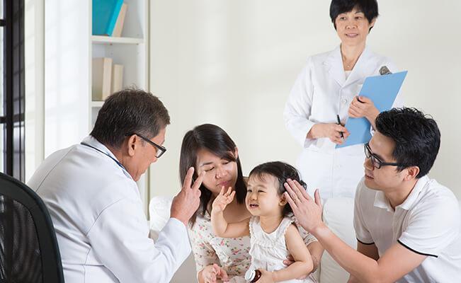 Giúp trẻ làm quen với sản phẩm dinh dưỡng chứa đạm thủy phân toàn phần