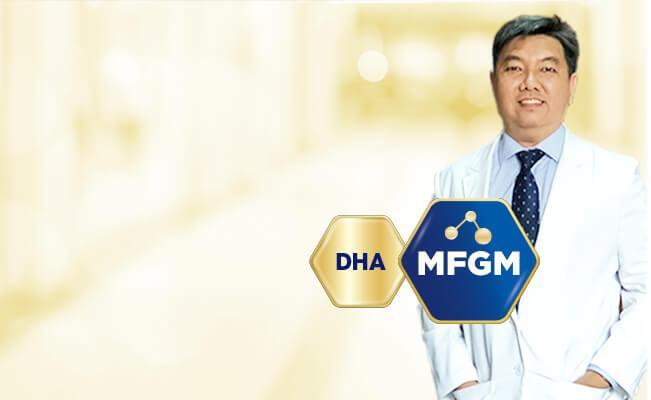 Mẹ có thắc mắc về MFGM và DHA? Hỏi chuyên gia ngay!